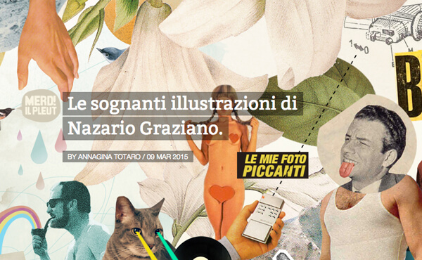 Nazario Graziano - JustBaked – Interview